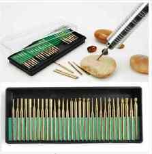 Drill Bit Set Engraving Jewelry Jewelers Dremel Lapidary Bulk Supply Drilling