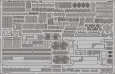 Eduard PE 53181 1/350 USS Iwo Jima LHD-7 pt.1 assault craft units Trumpeter