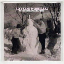 (HB569) Ally Kerr & Cineplexx, The Christmas Family Tree - 2010 DJ CD