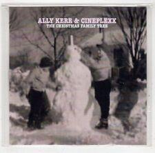 (HB569) Ally Kerr & Cineplexx, The Christmas Family Tree - 2010 DJ CD