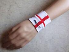 Bande poignet elastique éponge / wristband sweat band / sport & mode Angleterre