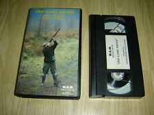 THE GAME SHOOT - DRIVEN PHEASANT ON A DEVON ESTATE RARE VHS VIDEO TAPE