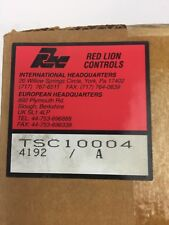 RED LION TSC10004 TEMPERATURE CONTROLLER