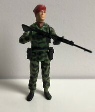 ACTION FORCE Z Force Captain 99% Complete