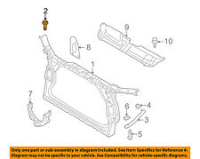 AUDI OEM 08-16 S5-Radiator CCore Support Bolt N90683302