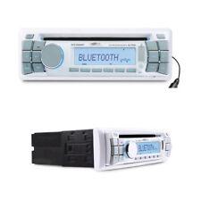 Caliber SD-Card CD USB AUX FM sintonizador impermeable marine radio barco boat Yacht