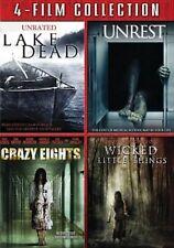 Lake Dead Unrest Crazy Eights Wicked 0031398131663 DVD Region 1