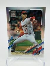 2021 Topps Series 1 Shohei Ohtani RAINBOW FOIL Card - Invest - Angels