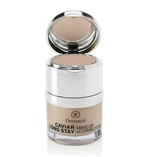 Dermacol long-stay make up with caviar extract and  perfecting concealer