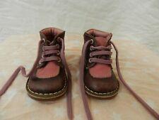 chaussures bébé cuir rose Pat Et Ripaton pointure 19 be (B17)