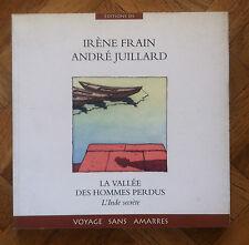 LA VALLEE DES HOMMES PERDUS FRAIN/JUILLARD EO TTBE  (1B42)