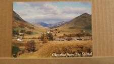 Postcard unposted Perthshire, Dundee, Glen Shee from the devil's elbow