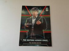 "Topps / BBC - Dr Who Doctors Across Space ""THE SECOND DOCTOR"" #2 Trading Card"