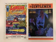 Abc : League Of Extraordinary Gentlemen #1 & #4 : 2-Issue Lot : Nm Condition