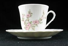 "Bernardaud Limoges Porzellan Kaffetasse ""Amandine"" / french porcelain coffee cup"
