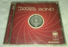The Essential James Bond by Prague Philharmonic Orchestra (CD, Mar-1997, Silva)