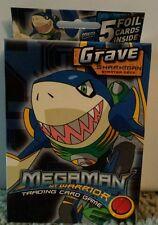 Megaman NT Warrior Sharkman Grave Starter Deck