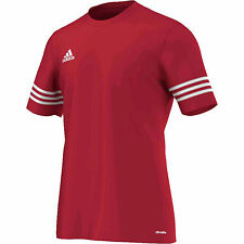 adidas Estro 14 Jersey Red F50485 Men's T-shirt Soccer XL