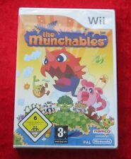 The Munchables, Nintendo Wii Spiel, Neu, deutsche Version