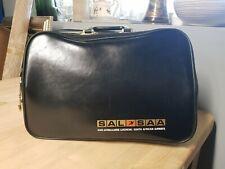 More details for sal/saa south african airways vintage luggage bag