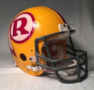 Washington Redskins Authenic 1970 Design Helmet Riddell VSR4 Full Size