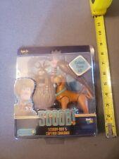 "Scoob! Captain Caveman Scooby Do 5 To 6 "" Action Figures Lot"