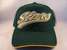 NHL Dallas Stars Vintage Adjustable Strap Hat Cap American Needle Green