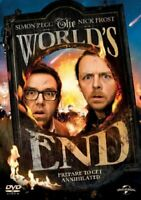 The World's End (DVD 2013) Nick Frost