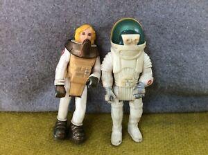 Vintage Adventure People Fisher Price Astronauts 1981