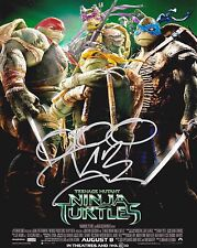 Vanilla Ice Nina Turtles Autographed 8x10 Photo (Reproduction)  3