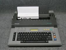 Vintage Panasonic Accu-Spell T370 Electronic Typewriter *Tested Working*