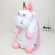 Sac a Dos Licorne Peluche 55CM Pour Femmes Filles  - Unicorn Bagpack