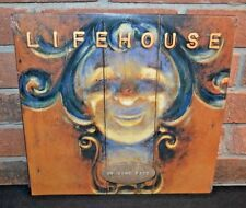 LIFEHOUSE - No Name Face, Ltd 1st Press 2LP ROOTBEER COLORED VINYL Gatefold NEW!