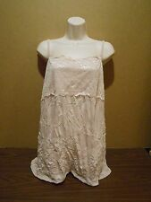 New Plus Size Top Size 3 Maurices Layering Tank Lace Cami Purple 3X Juniors