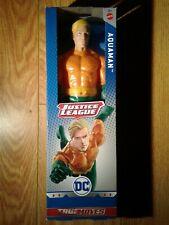 DC Comics Justice League True-Moves Aquaman 12-inch Action Figure - TOY