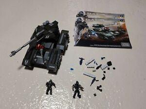 Mega Bloks Construx Halo Scorpion's Sting Tank Please Read