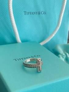 T1 Tiffany T Tiffany & Co. Ring