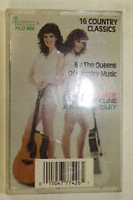16 country classics by the queens of country music(Audio Cassette)