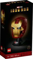 LEGO Marvel Super Heroes 76165 - Casco di Iron Man NUOVO