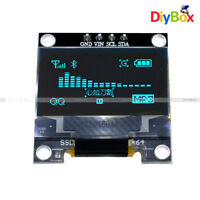 "0.96"" I2C IIC Serial 128X64 128*64 Blue OLED LCD LED Display  for Arduino STM32"