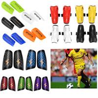 1Pair Adult/Kids Soft Football Shin Pads Soccer Leg Guards Pads Protective Gear