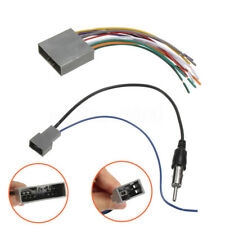 Car Stereo Radio Player Wiring Harness DVD Adapter For 06-2011 Honda Civic CR-V