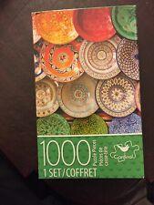 Cardinal 1,000 Piece Jigsaw Puzzle - Plates