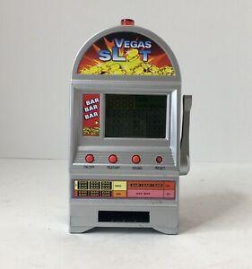 Vegas Slot Handheld Slot Machine Game Battery Operated