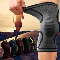 Compression Knee Sleeve Leg Brace Meniscus Tear Patella Arthritis Pain Relief OB