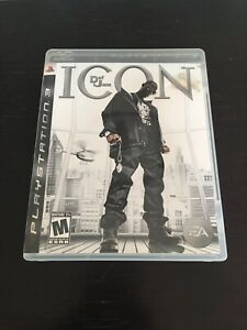 COMPLETE Def Jam: Icon (Sony PlayStation 3, 2007) PS3