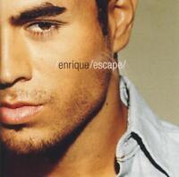 ENRIQUE IGLESIAS - Escape (CD 2001) USA First Edition MINT