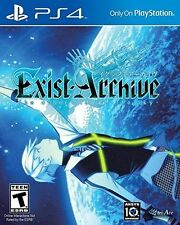 Exist Archive: The Other Side Of The Sky [PlayStation 4 PS4, Sony RPG] Brand New