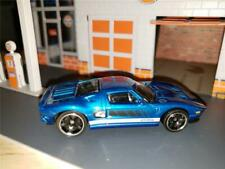 New Loose Matchbox Blue Ford GT - 5 Pack Exclusive Exotic