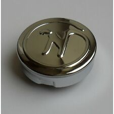 "Norton Fuel Tank Chrome Cap 2.5"" Push Turn With Norton Logo"